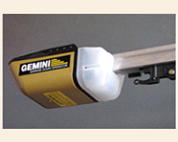 GEMINI GARAGE DOOR OPERATOR