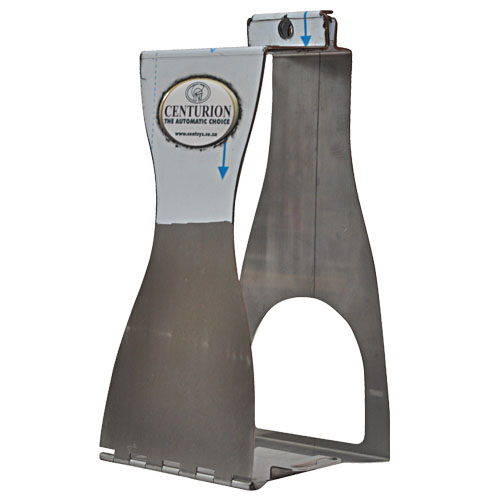 D2 Anti Theft Bracket Brushed S S Radiant Security