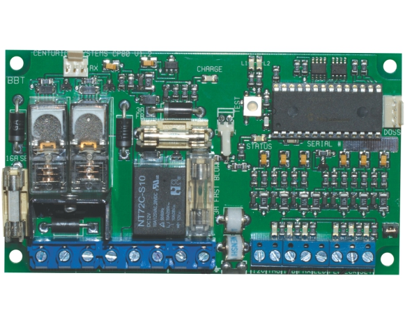 Cp80 Dc Motor Controller Old D5 Pcb Radiant Security